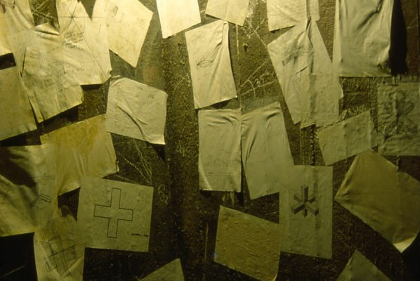Centre of the World 1997, drawings, 550x550x550cm